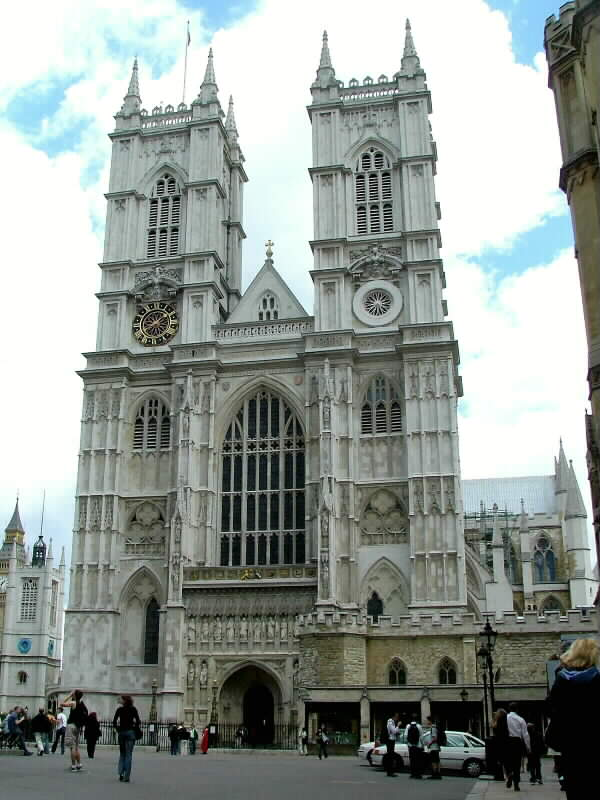 Foto av Westminster Abbey